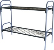 кровати двухъярусные,  кровати металлические,  кровати от производителя