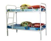 Продажа в кредит :Кровати металические-двухярусные.