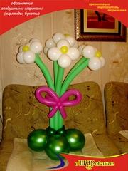 Цветы из воздушных шаров ( о'ШАРование )  Белгород
