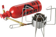 Мультитопливная горелка MSR DragonFly (бензин,  дизель,  керосин и пр.)