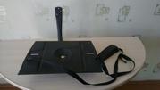 Металлическая полка- подставка настенная  для телевизора или другого.