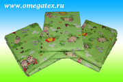 ТК Омега - Детские одеяла,  подушки,  матрацы,  КПБ для дома