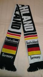 Шарфы спортивные с надписями: Регби и Германия.