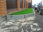 Ландшафтный дизайн-газон