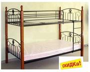 Двухъярусная кровать   БОЛЕРО