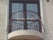 Решетки металлические на окна,  балкон