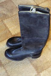 продам сапоги мужские кожаные яловые