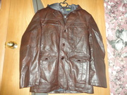Курточка с капюшоном мужская новая р 46